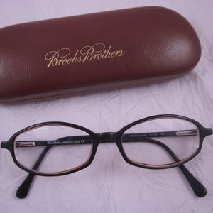 BROOKS BROTHERS Rx Eyeglasses BB592 5085 Black